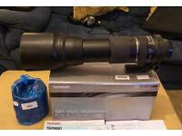 Tamron SP 150-600mm F5-6.3 Di VC USD - Nikon mount