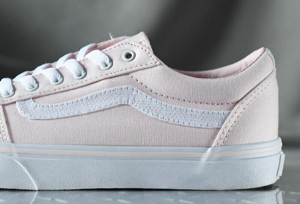VANS WARD IRIDESCENT shoes for girls, NEW & AUTHENTIC, US size (KIDS) 12