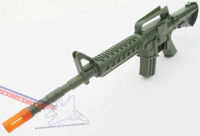 Toy Machine Guns (Toy Machine Guns Military Soldier Green M-16 Toy)