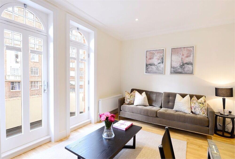 1 Bedroom Apartment in Hamlet Gardens, W6, £580 per week.