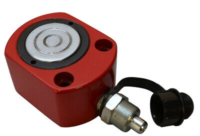 30 Ton Low Height Profile Hydraulic Cylinder Jack Ram Lifting 14mm Stroke
