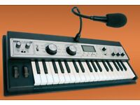 Korg Microkorg XL Synthesizer & Vocoder