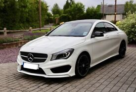 Low mileage, ONE OWNER AMG Sport recent service & MOT