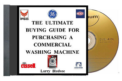 The Ultimate Buying Guide For Buying A Commercial Washing Machine