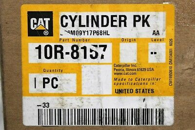 Cat Caterpillar 10r-8157 Reman Cylinder Pack For C-9 8.8l Engines No Core Chrg