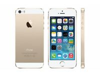 Mint condition Apple iPhone 5S Rose Gold 32GB Unlocked SIM Free
