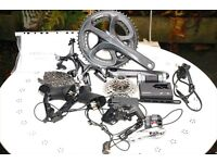 Shimano Ultegra Di2 Groupset Full Set Very Good Condition