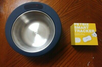 Ends 1/25 11AM PST Petbiz Healthkit With G20 Pro Tracker And Smart Bowl - $111.99
