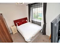 A delightful double room with 40 inch TV, all bills and WIFI included