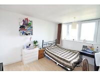 Pleasant double room, PARKING AVAILABLE, All Bills Included