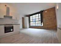 Newly refurbished 1 bed warehouse conversion on Shoreditch High St E1