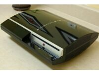 PS3 ORIGINAL CONSOLE WITH 4 CONTROLLERS!