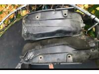 HONDA CIVIC TYPE R EP3 ARCH COVERS