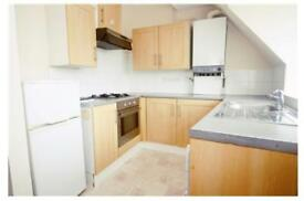 Newly decorated with new carpet 2 bedroom flat on second floor with free off street parking