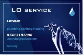 Plumbing sanitary heating