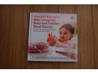 Annabel Karmel's New Complete Baby & Toddler Meal Planner book