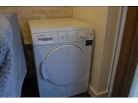 BOSCH Classixx 7 WTE84106GB Sensor Condensor Tumble Dryer - White (2 yrs old)