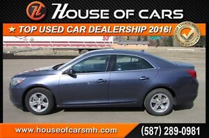 2014 Chevrolet Malibu 1LT *$133 Bi Weekly with $0 Down!*