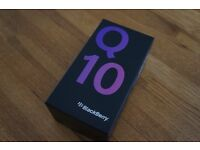 Blackberry Q10 (Vodafone) Plus * New Blackberry Playbook 64gb