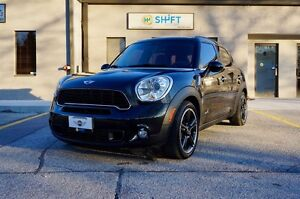 2014 MINI Cooper Countryman ALL4S, NAVIGATION, LOUNGE LEATHER, S
