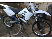 gas gas 250ec motocross enduro