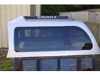 Snug Top for Nissan Navara
