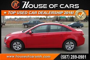 2015 Chevrolet Cruze LT 1LT *$111 Bi Weekly with $0 Down!*