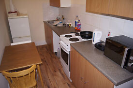 Roundhay 1 bedroom S/C Flat furnished