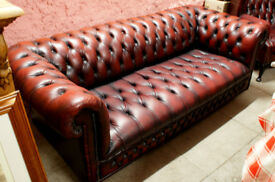 Chesterfield Sofa Used