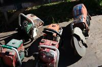 DO YOU HAVE CHAINSAWS FOR SALE?LOOKING TO BUY