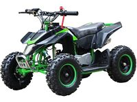 New 49cc quad bikes free uk delivery