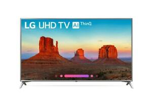 BRAND NEW LG 49 & 50 4K, UHD, HDR PRO, WEB OS 4.0,  IPS, WIFI, 120HZ, APPS, SMART LED TV