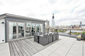 Unique Penthouse Studio apartment with panoramic views and modern interior!