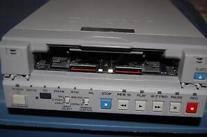 Sony Digital Videocassette Recorder Model No. DSR-11