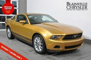 2010 Ford Mustang V6 - CERTIFIÉ - IMPECCABLE