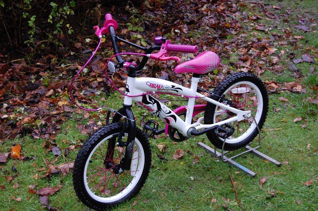 Girls Bike Avigo Beau Toys R Us 16 Inch Wheels Christmas Present