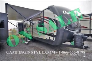 2016 KEYSTONE OUTBACK 298RE (couples)