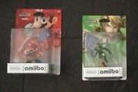 BNIB NA Mario and Link Amiibos Trade