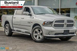 2014 Ram 1500 Sport | TRAILER BRAKE CONTROL | NAV | BACKUP CAM Kitchener / Waterloo Kitchener Area image 1