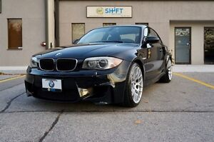2011 BMW 1 Series M LOADED WITH EXECUTIVE AND NAVIGATION * PERFE