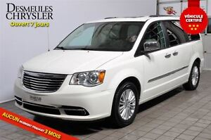 2012 Chrysler Town & Country LIMITED**TOIT OUVRANT**XÉNONS