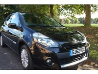 £4400 Renault Clio 1.5 dCi Expression 5dr 1 Owner 56,000 FSH