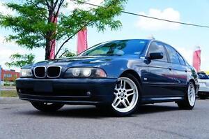 BMW 5 Series 530iA 2001