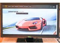 "Dell E Series E2211H 21.5"" Monitor with LED"