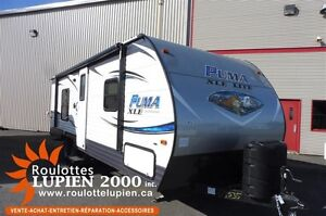 2018 Forest River PUMA RO 23FBC