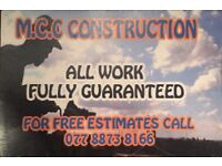 MCC Construction - All types of building work