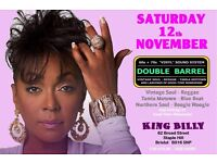 SATURDAY 12th NOVEMBER - 60s 70s SOUL / REGGAE / MOTOWN / SKA with DOUBLE BARREL – STAPLE HILL