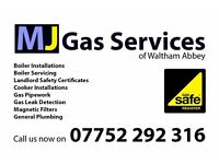 LANDLORD GAS SAFETY CERTIFICATES £35 COOKER INSTALLATION £55 GAS ELECTRIC BOILER SERVICE £50
