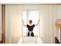 URGENT - temporary housekeeper in Knightsbridge Needed