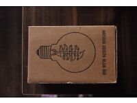 New 6 x Vintage Industrial Light Edison Old Fashioned Retro Bulbs E27 40w